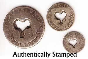 Authentic Coins